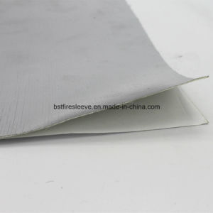 Heat Reflective Aluminized Heatshield Mat Adhesive Backed Heat Barrier pictures & photos