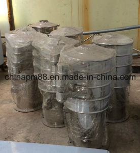 Zs-400 China High Efficient Pharmaceutical Viberation Sifter Machine pictures & photos