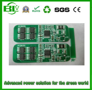Miner Lamp Li-ion Battery PCB/BMS/PCM 11.1V3s Battery Pack Camping Light pictures & photos