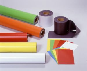 Rubber Magnets, Flexible Magnetics pictures & photos