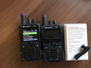 Dual Band Voice Pager in VHF+700-800MHz with CPA Certification pictures & photos