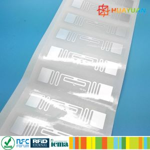 Supply Chain Management AD 320U7 UHF UCODE 7 RFID Tag pictures & photos