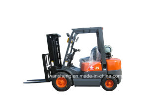 2.5 Ton Gasoline/LPG Forklift Truck Price pictures & photos