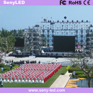 P6mm Outdoor Events Rental LED Video Display pictures & photos