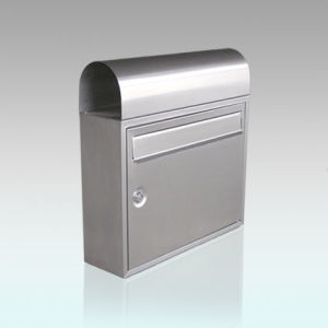 Gh-3316 Wall Mounted Stainless Steel Mailbox pictures & photos
