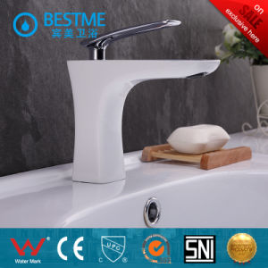 New Design Sanitary Ware Basin Mixer (BM-10063W) pictures & photos