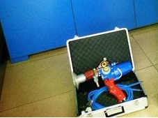 Anti-Corrosion Coating High Velocity Arc Spray Coating Machine / Metallic Wire Thermal Spraying Equipment Set with Spray Torch pictures & photos