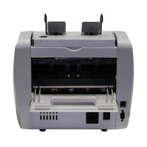 Multi-Currency Money Counter with Ecb Approval for Detection pictures & photos