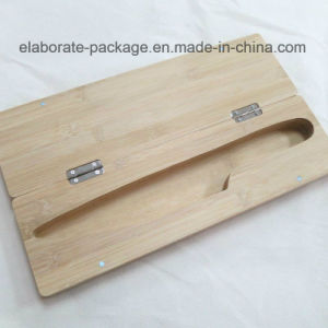 Customized Bamboo Knife Packing Box Wood Craft Products pictures & photos