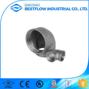 Stainless Steel Tee/ Equal Tee/Pipe Fittings pictures & photos