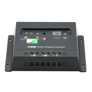 30A 12V/24V Solar Charger Discharger Controller with LED Indicator Battery Charging Status 30I pictures & photos