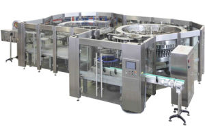 Still Water Filling Machine/Flavor Water Filling Machine pictures & photos