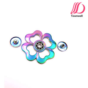 Zinc Alloy Hand Spinner Good Quality Metal Fidget Spinner pictures & photos