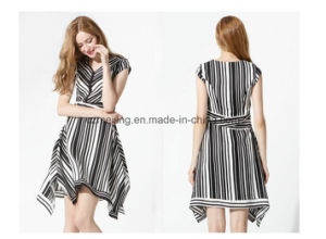 Lyocell Women`S Dress pictures & photos
