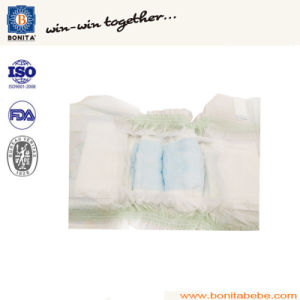 China Wholesale Disposable Baby Diaper/Baby Nappy pictures & photos