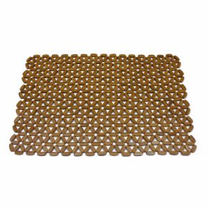 Block Bamboo Mat for Tabletop & Flooring pictures & photos
