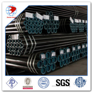 Thick Wall JIS G3454 Stpg370-E Hot Rolled Mild Steel Pipe pictures & photos