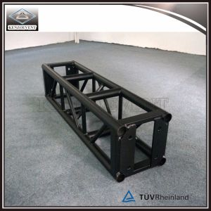 Black Powder Coated Stage Truss Lighting Truss for Event pictures & photos