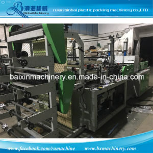 High Speed HDPE T Shirt Bags Garbage Bag Making Machine 460PCS/Min pictures & photos