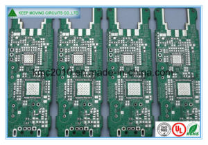 Custom Green Solder Mask Multilayer Pb-Free HASL PCB pictures & photos