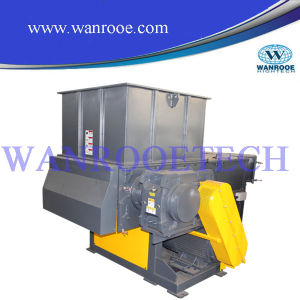 Plastic Bucket Single Shaft Shredder pictures & photos