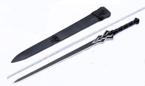Replica of Absolute Sword Broadsword Black Cosplay From Sword Art Online