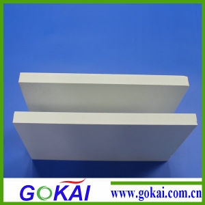 Other Plastic Building Materials Type PVC Foam Sheet (9mm thick) pictures & photos