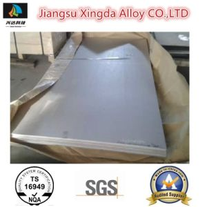 Alloy 20 Plates/Sheets/Coils/Strips Super Nickel Alloy Steel (UNS N08020, 2.4660, CARPENTER Alloy 20CB-3, ALloy 20CB3) pictures & photos