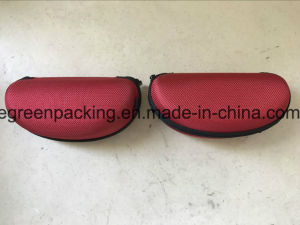Red/ Black Oxford Sunglasses EVA Case Customized pictures & photos