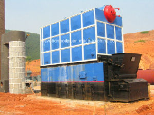 Fuel Coal, Biomass Packaged Industrial 0.5~10 T/H Steam Boiler pictures & photos