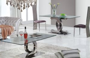 Simple Design Tea Table Coffee Table Set pictures & photos