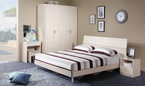 Modern Bedroom Furniture Double Children Wooden Bed pictures & photos