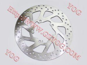 Disco De Freno Brake Disc for Fz16/Gn/an/Titan/Cg/Twiser/Pulsar/Ybr/GS pictures & photos