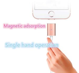 Customized Data Transmission Magnetic USB Charging Cable pictures & photos