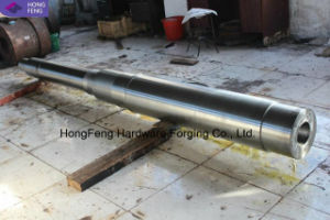 High Precision Hot Forging Carbon Steel Shaft pictures & photos