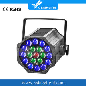 High Quality Zoom 19PCS Natural Cooling Show LED PAR Light Music Light pictures & photos