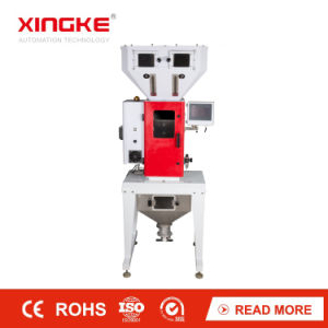 Compound Blending Machine Injection Metering Equipment Extruder Gravimetric Blender pictures & photos
