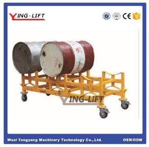 Removable Drum Stacking Ty-150 with Wheel Brakes pictures & photos