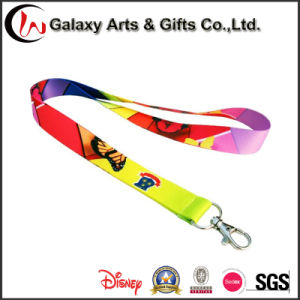 20mm Custom Mulity-Color Promotion Polyester Ribbon Card Lanyard Sublimation Printed New Lanyard