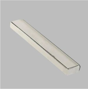 64X8X5mm Neodymium Bar Magnet with Nickel Coating for Sensor pictures & photos