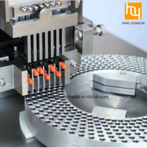 Tablet Press Semi-Automatic Capsule Filling Machine pictures & photos