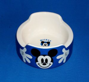 Round Ceramic Pet Feeder pictures & photos