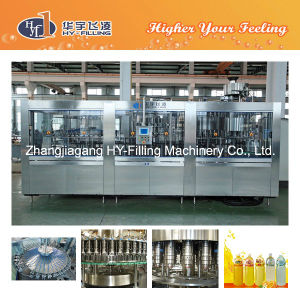 Turkey Tin Juice Filling Machinery Project pictures & photos