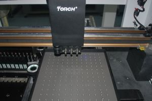 Torch Cheaper SMT/LED/PCB High Speed Pick and Place Machine M6 pictures & photos