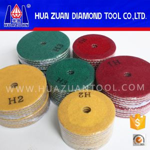 3 Step Polishing Pad pictures & photos