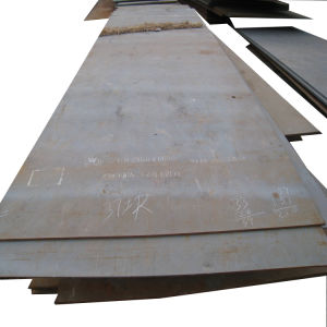 Carbon Hardened Steel Plate St 52 Steel Plate pictures & photos