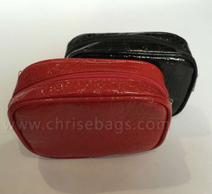 Faux-Leather Women Cosmetic Bag pictures & photos