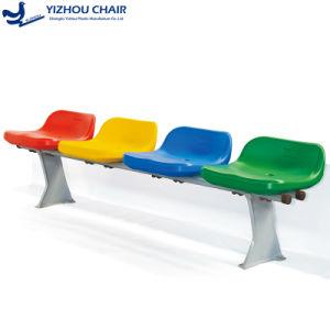 China Cheap Outdoor Plastic Bleacher Seat Permanent Stadium Seat pictures & photos