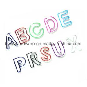 Letter Design Custom Shape Paper Clips pictures & photos