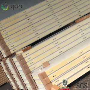 High Quality China Factory Price Cold Room Polyurethane Insulation Panel pictures & photos
